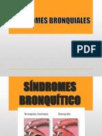 SINDROMES BRONQUIALES