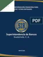 NIF Para Bancos y Otras Entidades Mayo19 - Sept19