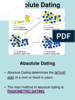 Absolute Dating Powerpoint