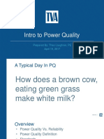 Intro to Power Quality