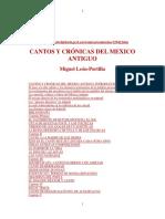 Cuícatl. La Poesía Azteca