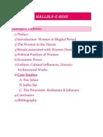 history women in mughal peiod.docx