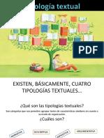 ppt de tipologias textual