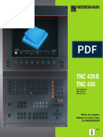Manual Tnc 426 430