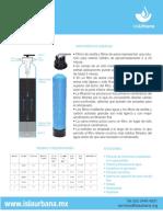 FICHA TECNICA Filtros Multilechos Opt