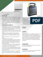 Desfibrilador Automatico Externo Cardiac Science (2)