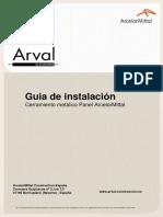 Guia de Instalación Cerramientos ArcelorMittal (1)