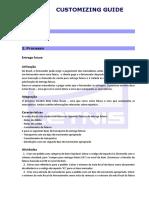 SAP Cenario Entrega Futura Configuracao Doc