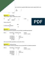Actividad de Entrega - Matematica Financiera