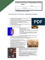 Ficha Informativa 5 de Outubro