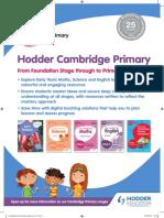 Cambridge Primary Leaflet Update Feb 19 Hi Res Final