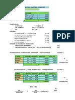 Costos Estandar Con Pcge