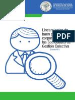 Lineamientos de Buen Gobierno Edicion 2 (002) FINAL
