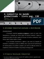 A Indústria No Mundo Globalizado