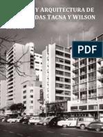 historia de las avenidas tacna y wilson