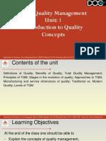 TQM_Unit 1 PPT