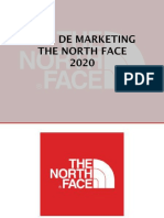 Plan de Marketing the North Face