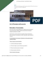 Os 10 Princípios Da Economia – Daniel Galvêas