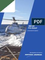 MQ-8C Fire Scout Data Sheet