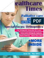 May Issue Health Care Times