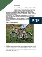 Nacionalidades bicicleta