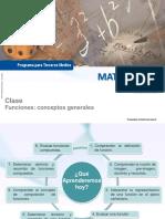 Clase 5 Funciones Conceptos Generalesl 2016