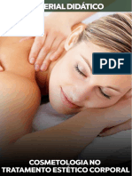 Cosmetologia no tratamento estético corporal