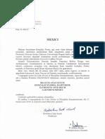 Decreto Patrono de Laicos