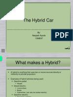 Hybrid Car 13ME67
