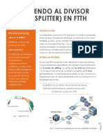 Splitters_Aplicaciones en FTTH-Eduardo Tommy Lopez Pastor