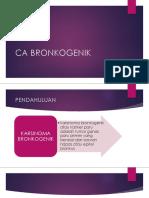 CA Bronkogenik