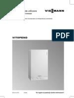Vitopend 100 WH1B Manual Utilizare