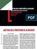 María Luisa Maqueda (Qué pasa con la prostitución de las mujeres)