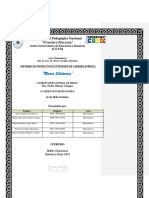 Informe PRexc revisandose
