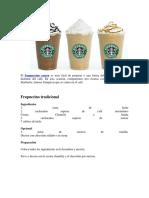 El Frappuccino Casero