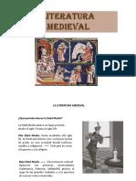 Unidad 1 Literatura Medieval