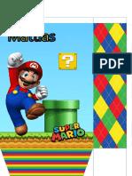 Bolsa Mario