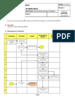 Manual de Politicas y Procedimientos Recepcion de Mercancia-convertido