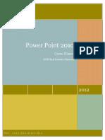 0052 Powerpoint 2010 Curso Basico