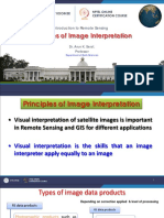 Week-2 Module-2 Principles of Image Interpretation