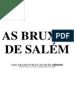 As Bruxas de Salém (Guál Dídimo)
