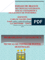 TECNICAS DE CONTEO DE PUNTOS MUESTRALES version 23-09-2018.pptx