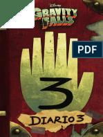 40037 Gravity Falls Diario