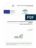 VEA242E ADM Manual Administración VEA v01r00