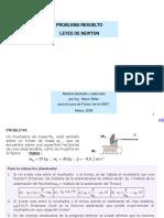 Resuelto-leyes de Newton