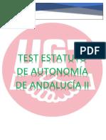 40 Preg Test Estatuto Andalucia II