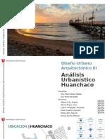 Análisis Urbanístico