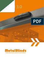 puertas automaticas metal blinds 2