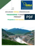 TRIPTICO   PRESAS   2019