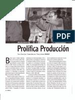 LEÓN, Elmo & Carmen ARELLANO (2011) - Duccio Bonavia. Prolífica Producción